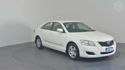 2007 Toyota Aurion GSV40R AT-X Diamond White 6 Speed Auto Sequential Sedan Perth Airport Belmont Area Preview