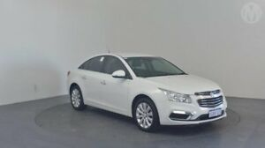 2015 Holden Cruze JH MY14 CDX Heron White 6 Speed Automatic Sedan Perth Airport Belmont Area Preview