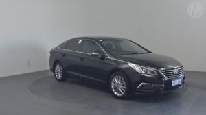 2015 Hyundai Sonata LF Active Phantom Black 6 Speed Sports Automatic Sedan Perth Airport Belmont Area Preview
