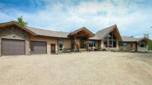 Home for Sale in Rural Strathcona County,  (5bd 2ba/1hba)