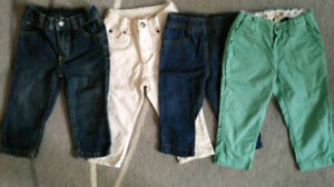Lot for 9-12 months baby-boy