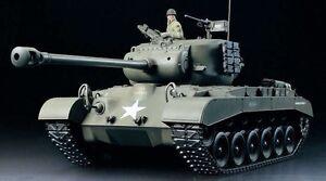 Tamiya 1/16 RC M26 Pershing Tank kit