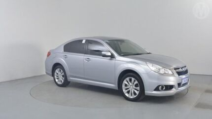 2013 Subaru Liberty B5 MY13 2.5X Lineartronic AWD Silver 6 Speed Constant Variable Sedan Perth Airport Belmont Area Preview