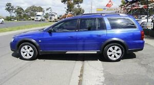 2006 Holden Adventra VZ MY06 SX6 White 5 Speed Automatic Wagon Brooklyn Brimbank Area Preview