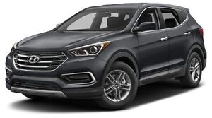 2017 Hyundai Santa Fe Sport 2.4L SE AWD  AWD Leather Seats Pa...