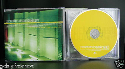 Wicked Beat Sound System - Stay With Me Till Dawn 5 Track CD Single ()