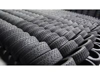 Part worn tyres from £10 all 5mm plus
