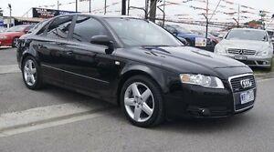 2005 Audi A4 B6 1.8 Turbo Quattro Black 5 Speed Manual Sedan Brooklyn Brimbank Area Preview