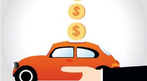 Order lien report for Vehicle - $20