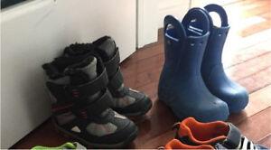 Size 8 Boys Boots
