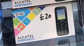 Alcatel phone brand new boxed