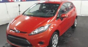 2010 Ford Fiesta CL automatic 5 Door  Hatchback Cardiff Lake Macquarie Area Preview