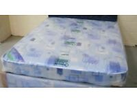Double 4ft6 mattress - free delivery