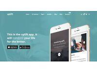 Bespoke Web Design   Wordpress & SEO Expert   From £50