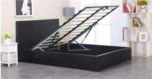 INCREDIBLE SALE Josie Gas Lift King Single/ Double/Queen Bed