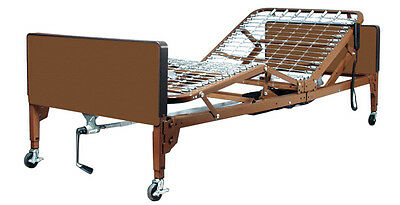 1500 Healthline Semi-electric Hospital Bed With Mattress New
