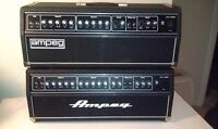 WANTED , Ampeg VH140C