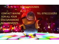 Mobile Disco/Karaoke Hire