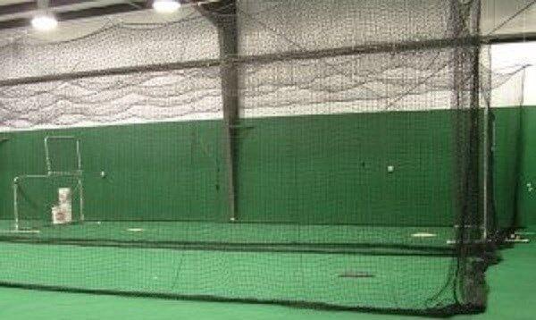 Backyard Baseball Batting Cage Net Netting #21 (27 Ply) 12