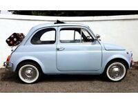 Beautiful 1970 Fiat 500