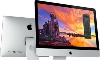 "Apple iMac 27"" Quad Core / 32GB / 1TB SSD / OSX / CUSTOM"