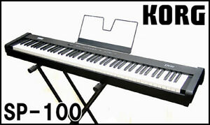 Korg SP-100 professional 88-key fully weighted keyboard