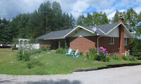 Bungalow, All Brick, 3400 sf. of Finished Living Area, 5.4 Acres