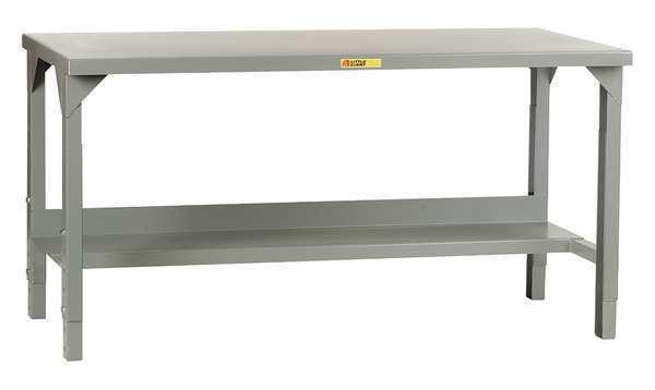 """LITTLE GIANT WST2-3072-AH Workbench,Steel,72"""" W,30"""" D"""