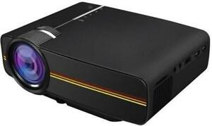 Smart Projector LED * HIGH Quality LOW Price * 6 Month GUARANTY home theater ciné-maison projecteur