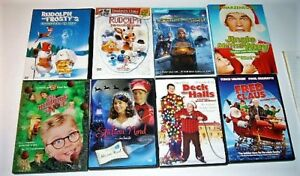 DVD Noel, Halloween, animation divers 4$ et +