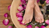 Bring the spa to your home and invite your friends too!