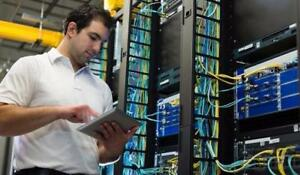 Office Cabling Solutions - Voice Data Network Wiring & Cabling Installation