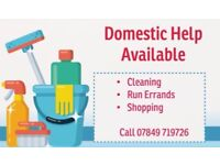 Prepared To Travel - Reliable Cleaner with Own Transport Available