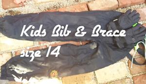 Kids snow Jacket  siz1Bib and brace Werribee Wyndham Area Preview