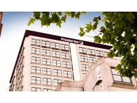 Premier Inn, Charing Cross Glasgow , TWIN room for 2 people, tonight Wednesday 24th Jan £29.50