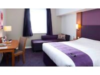 Premier Inn Manchester City (Piccadilly) hotel room