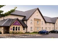 Family Room Premier Inn Musselburgh Friday 4th & Saturday 5th March