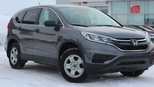 2015 Honda CR-V LX|Certified - Just arrived
