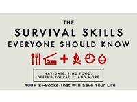 mega survival Ebook archive
