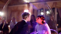 Wedding Bubble shows! Ceremonies & receptions by The Bubble Lady