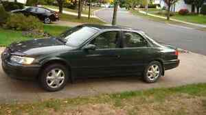 For Sale: 2001 Toyota Camry CE Plus Sedan