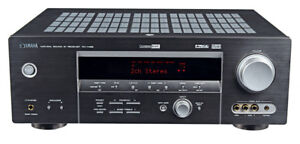 Yamaha 540 Watt 6-Channel Digital Home Theater Receiver & Remote