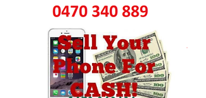 Wanted All  Locked IPhones- Cash Pay-top upto 180 Dollar Kings Cross Inner Sydney Preview