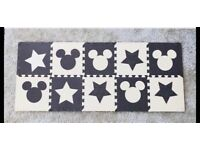 Mickey puzzle mat NEW