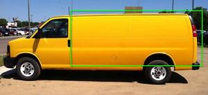 2002 Chevrolet Other Minivan, Van