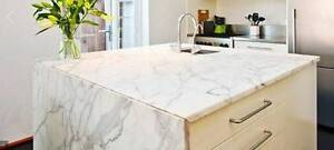 Marble kitchen benchtops Centennial Park Eastern Suburbs Preview
