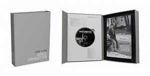 Bruce Springsteen Signed Deluxe Born to Run Book