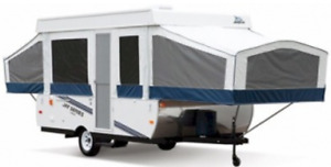 Enjoy This Like-New Jayco Tent Trailer