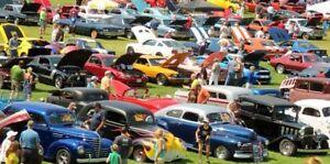 Graves Island Car Show