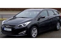 Huyndai i40,2012,beautiful family car,bargain!!!